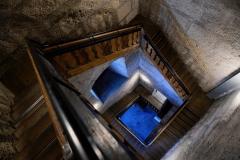 Turmtreppe Innen