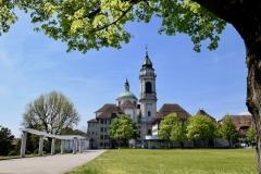 Solothurn St Ursen Kathedrale