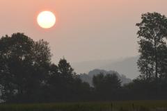 Sonnenaufgang Landschaft
